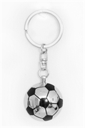 Picture of Chaveiro Bola Futebol Metal Cromado