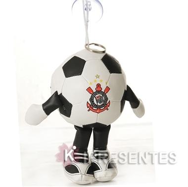 Picture of Bola de futebol Corinthians com ventosa