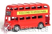 Picture of Miniatura ônibus inglês Apontador