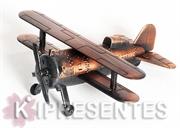 Picture of Apontador Miniatura Avião Antigo