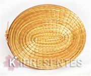 Picture of Bolsinha de moedas capim dourada