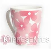 Picture of Caneca flores Rosas Feminina