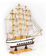 Picture of Miniatura Caravela  Barco Madeira