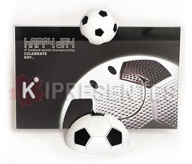 Picture of Porta retrato bola futebol