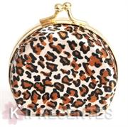 Picture of Mini Porta jóias espelho bolso oncinha