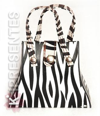Picture of Kit Manicure bolsa zebra