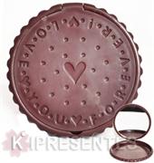 Picture of Espelho Bolso  Biscoito chocolate