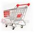 Picture of Mini Carrinho compras Supermercado