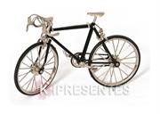 Picture of Miniatura Bicicleta Metal Preta