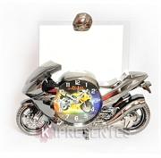 Picture of Relógio Moto Porta Retrato