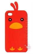 Picture of Capa Celular Angry Birds Vermelho iphone 4gs