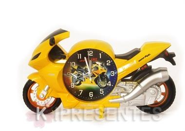 Picture of Moto Relógio Amarela