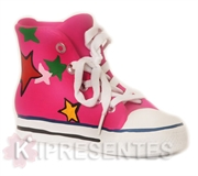 Picture of Cofrinho Tênis All Star Pink