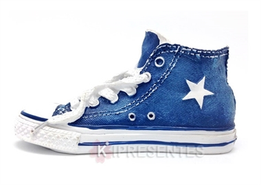 Picture of Cofre Tênis All Star Azul