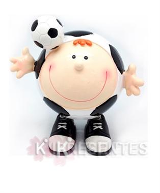 Picture of Cofre Mascote Bola de Futebol