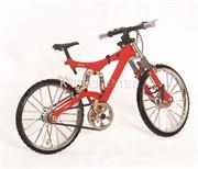 Picture of Miniatura réplica de bicicleta Vermelha