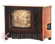Picture of Apontador Miniatura Televisão Retro