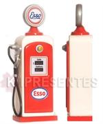 Picture of Bomba Gasolina Retro Miniatura Esso