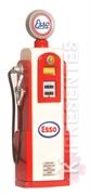 Picture of Bomba Gasolina Esso Retro