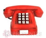 Picture of Telefone Vermelho Retro