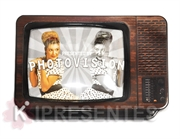 Picture of Porta Retrato Tv Vintage