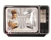 Picture of Porta Retrato Tv Retro Vintage