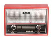Picture of Cofre Rádio Retro Vermelho
