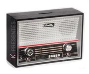 Picture of Cofre Rádio Retro Preto