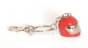 Picture of Capacete Vermelho Chaveiro Miniatura