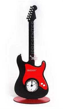 Picture of Relógio Guitarra Preta