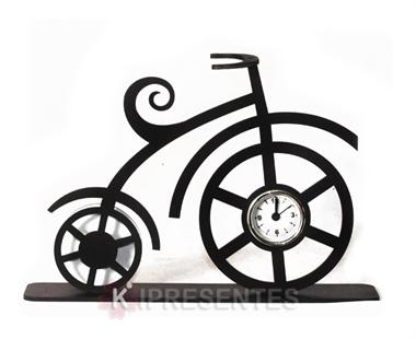 Picture of Relógio Bicicleta Clássica Porta Cartão