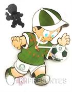 Picture of Relógio Parede Futebol Palmeiras