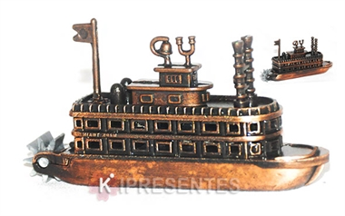 Picture of Miniatura Barco Metal