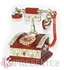 Picture of Caixa Musical Telefone Antigo