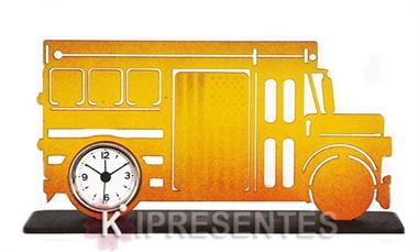 Picture of Ônibus Americano Relógio