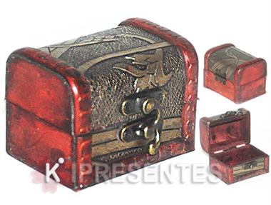Picture of Bau Antigo Porta Jóias Pequeno