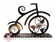 Picture of Relógio Bicicleta Antiga Ouro Velho