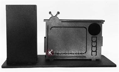 Picture of Porta Caneta TV Antiga