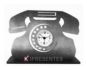 Picture of Relógio Decorativo Telefone Retro