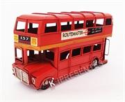 Picture of Miniatura Ônibus Inglês Retro