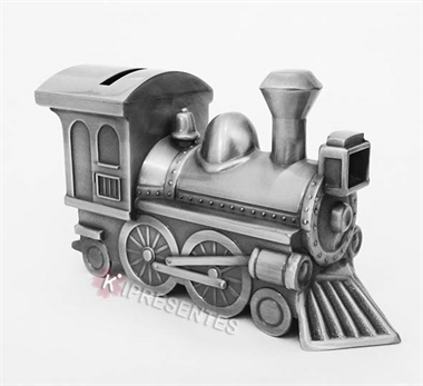 Picture of Cofre Trem Miniatura