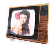 Picture of Porta Retrato Tv Retro