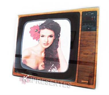 Picture of Porta Retrato Tv Retro