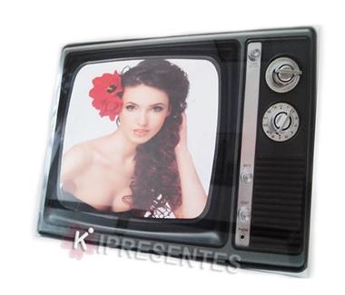 Picture of Porta Retrato Retro Tv Antiga