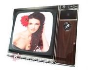 Picture of Tv Antiga Porta Retrato