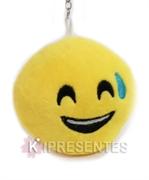 Picture of Chaveiro de Pelúcia Smile Emoticons Chorando de Sorrir
