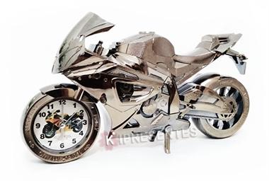 Picture of Relógio Moto  Esportiva Prateada