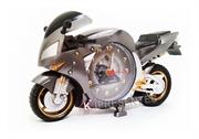 Picture of Relógio Moto Cinza Esportiva