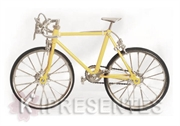Picture of Bicicleta Metal Amarela