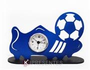 Picture of Relógio Chuteira Miniatura Azul